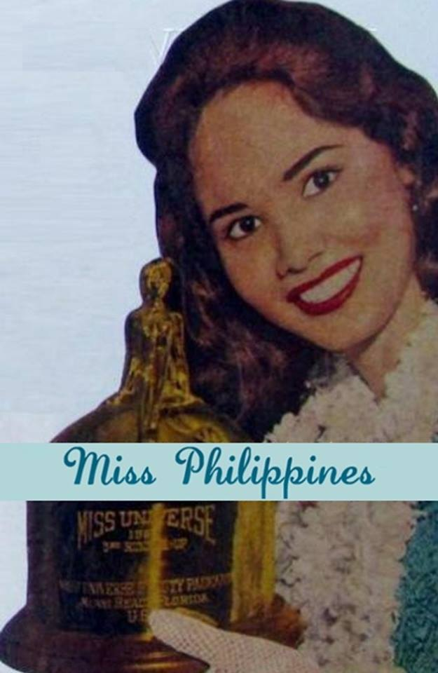 Miss Philippines Universe 1963: Lalaine Betia Bennett (MU 63' 3rd runner up) - Page 2 16684010