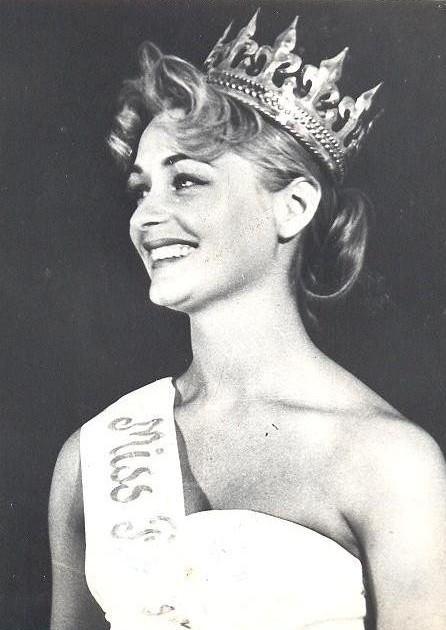 Miss Polonia 1958: Alicja Bobrowska (4th Runner Up MU58) 16684011