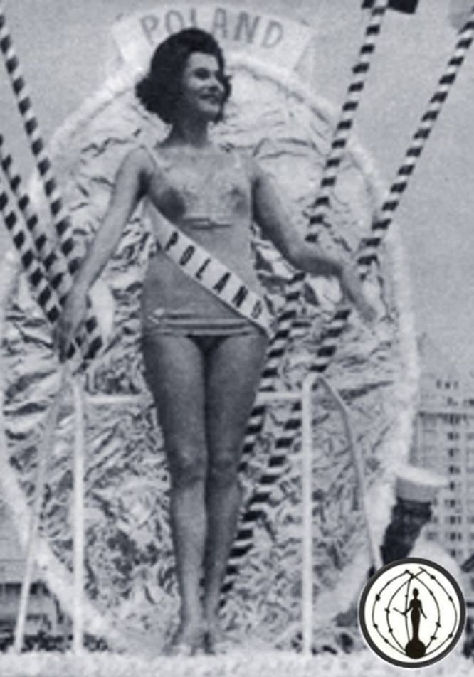 Miss Polonia 1959: Zuzana Cembrowska (Semi-finalist MU59) 16684012