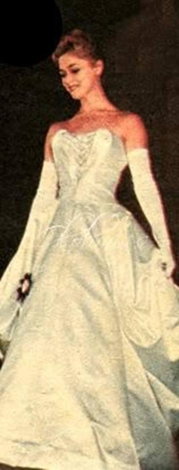 Miss Polonia 1958: Alicja Bobrowska (4th Runner Up MU58) 16684110