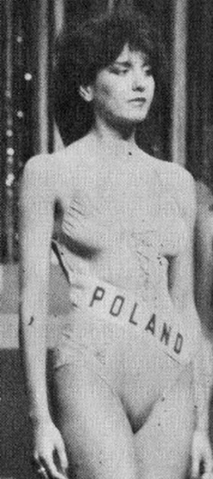Miss Polonia 1984: Joanna Karska 16684311