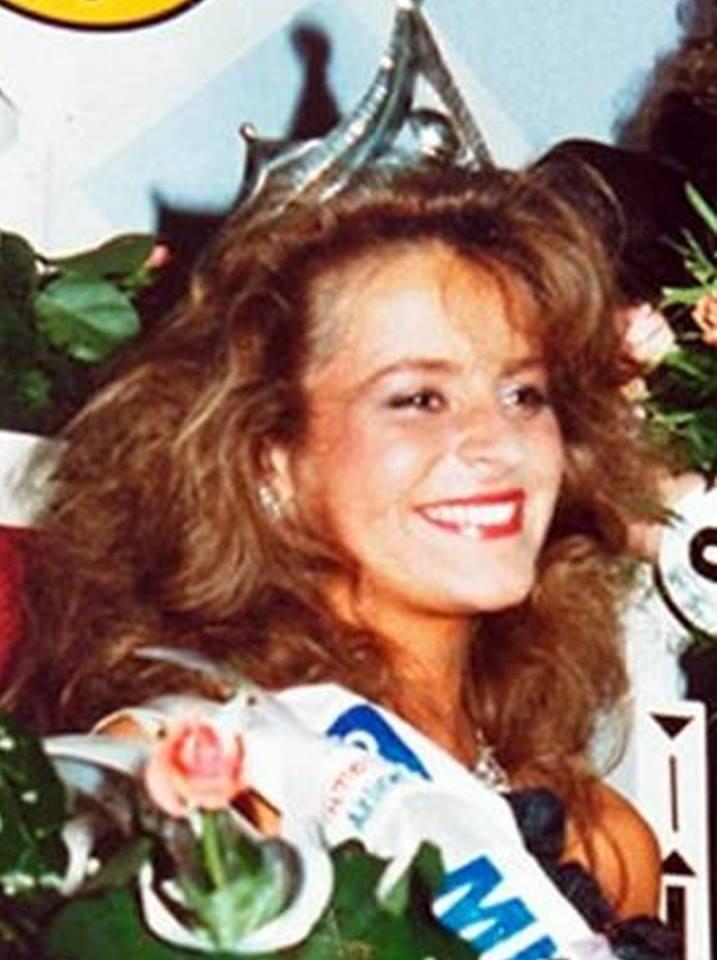 Miss Polonia 1991: Joanna Michalska 16684313