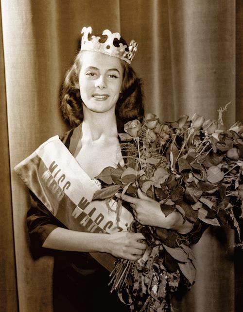 Miss Polonia 1959: Zuzana Cembrowska (Semi-finalist MU59) 16708111