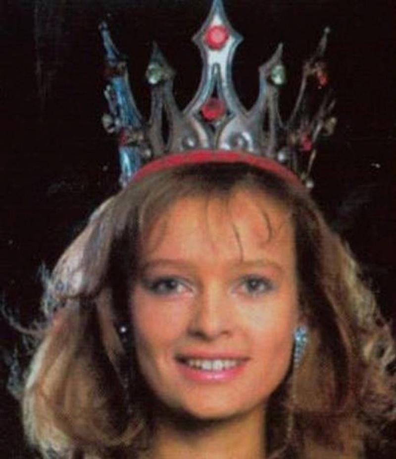 Miss Polonia 1985 - Katarzyna Zawidzka 16708113
