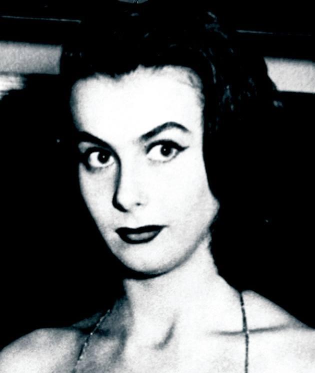 Miss Polonia 1959: Zuzana Cembrowska (Semi-finalist MU59) 16708213