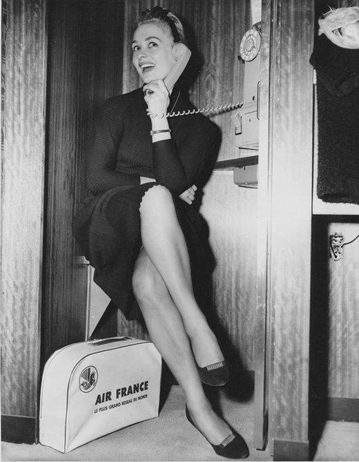 Miss Polonia 1958: Alicja Bobrowska (4th Runner Up MU58) 16708310
