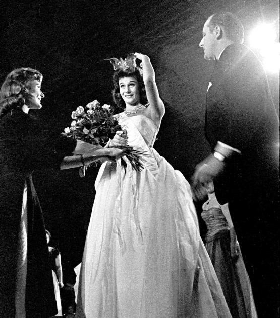 Miss Polonia 1959: Zuzana Cembrowska (Semi-finalist MU59) 16708410