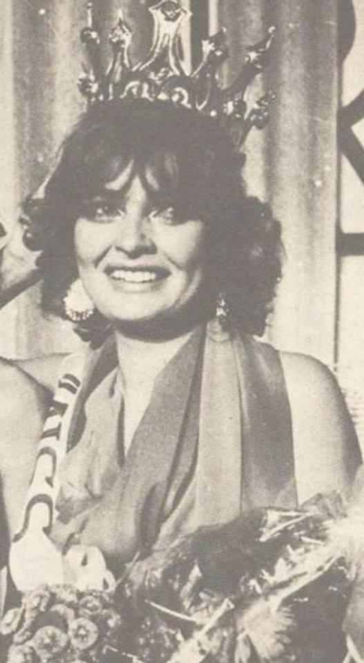 Miss Polonia 1985 - Katarzyna Zawidzka 16708411