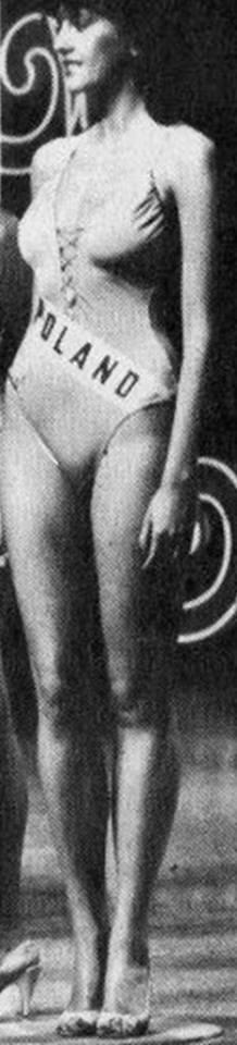 Miss Polonia 1984: Joanna Karska 16708511
