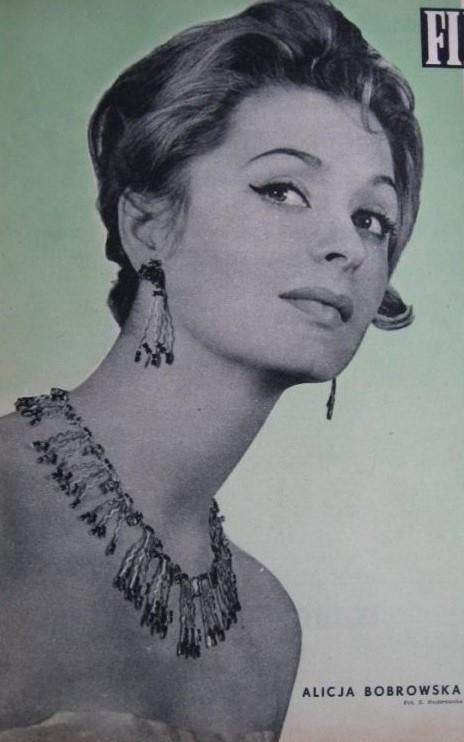 Miss Polonia 1958: Alicja Bobrowska (4th Runner Up MU58) 16708610