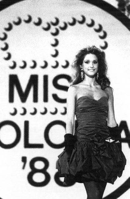Miss Polonia 1989 - Johana Gapinska (3rd Runner Up MU89) 16708611