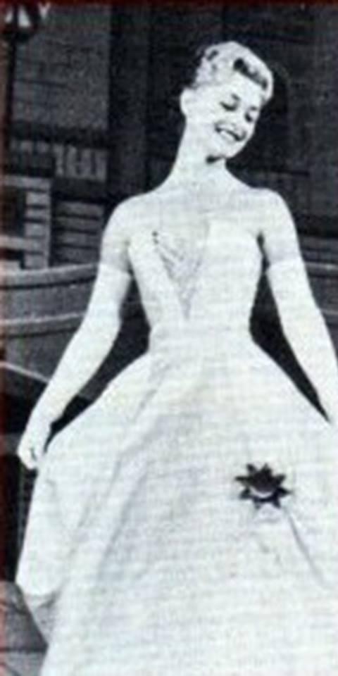Miss Polonia 1958: Alicja Bobrowska (4th Runner Up MU58) 16708710