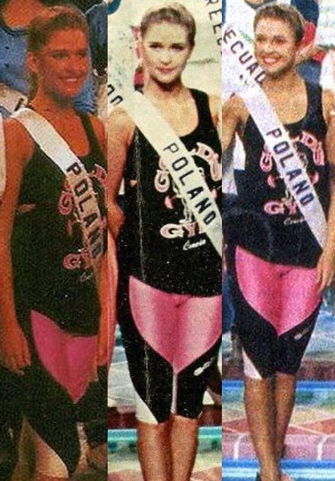 Miss Polonia 1989 - Johana Gapinska (3rd Runner Up MU89) 16711410