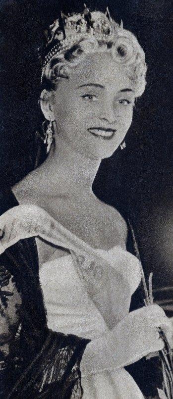 Miss Polonia 1958: Alicja Bobrowska (4th Runner Up MU58) 16711510