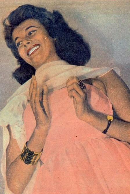 Miss Polonia 1959: Zuzana Cembrowska (Semi-finalist MU59) 16711511