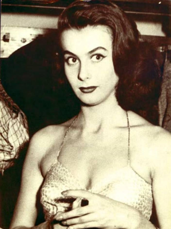 Miss Polonia 1959: Zuzana Cembrowska (Semi-finalist MU59) 16711710