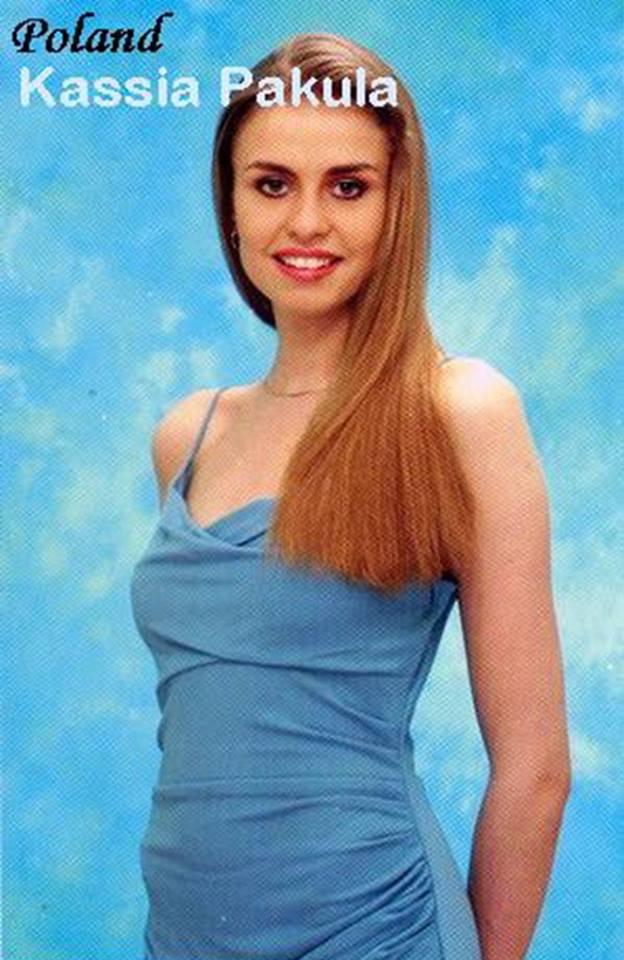 """Miss Poland Universe 1999 - Katarzyna """"Kassia"""" Pakuła 16711713"""