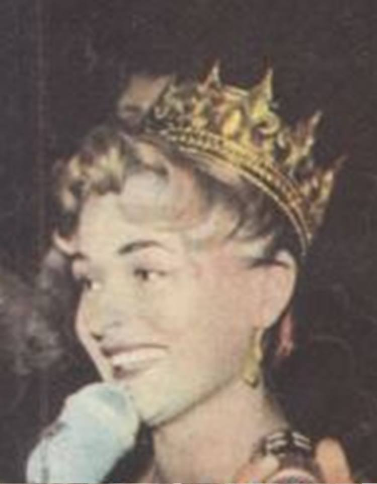Miss Polonia 1958: Alicja Bobrowska (4th Runner Up MU58) 16711810