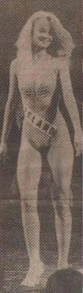 Miss Polonia 1986 - Brygida Elzbieta Bziukiewicz (3rd Runner Up MU86) 16711811