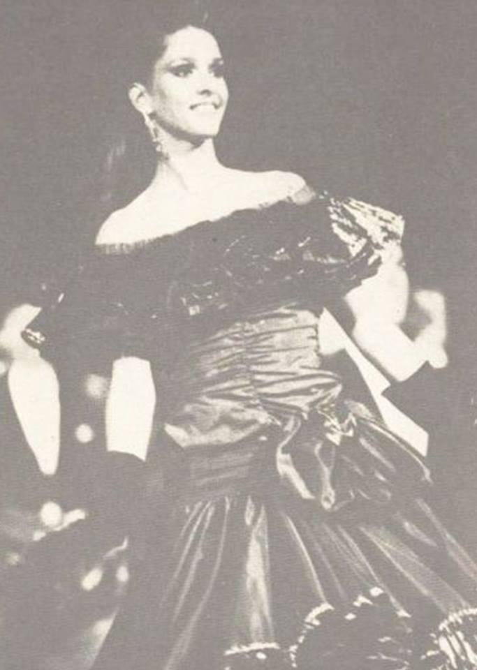 Miss Polonia 1989 - Johana Gapinska (3rd Runner Up MU89) 16711911