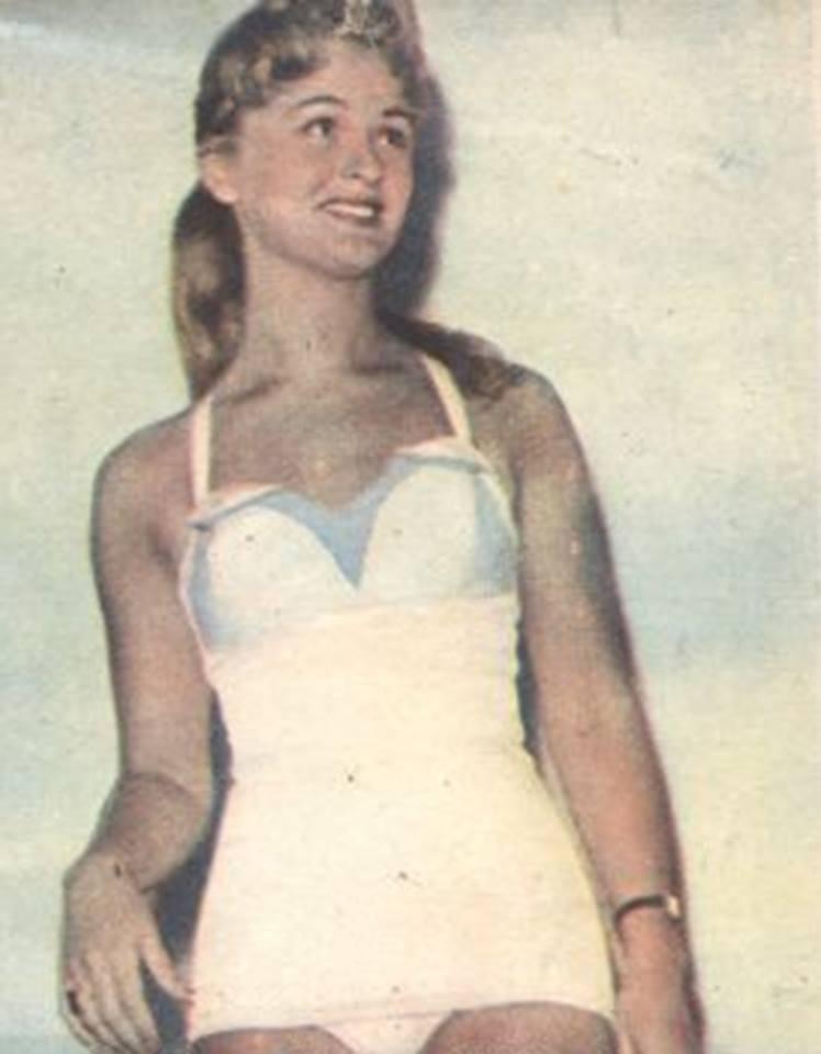 Miss Polonia 1958: Alicja Bobrowska (4th Runner Up MU58) 16729410