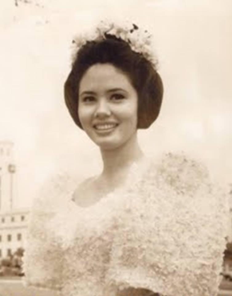 Miss Philippines Universe 1963: Lalaine Betia Bennett (MU 63' 3rd runner up) - Page 2 16730410