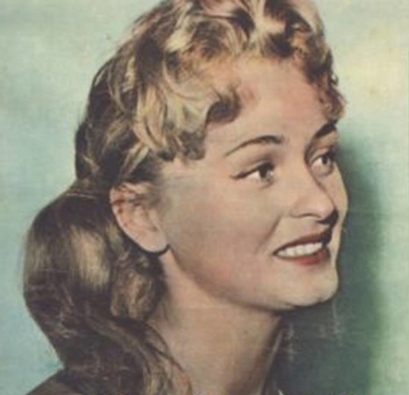 Miss Polonia 1958: Alicja Bobrowska (4th Runner Up MU58) 16730411