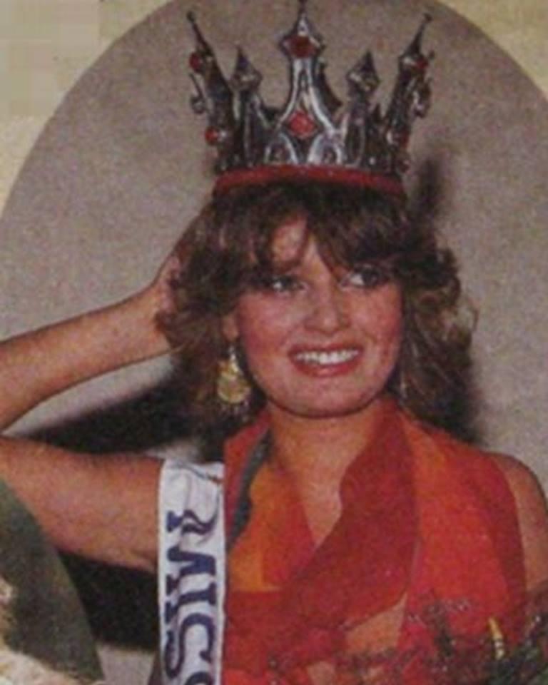 Miss Polonia 1985 - Katarzyna Zawidzka 16730413