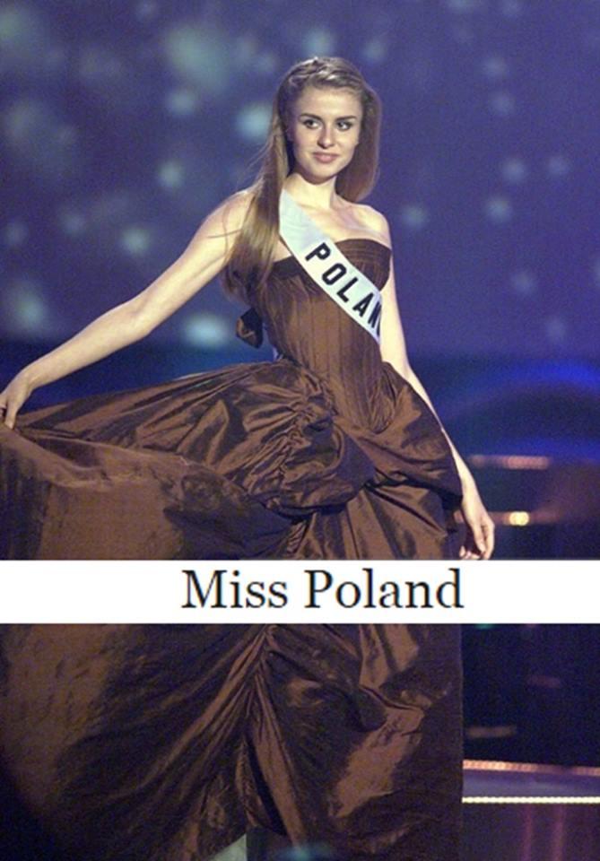 """Miss Poland Universe 1999 - Katarzyna """"Kassia"""" Pakuła 16730510"""