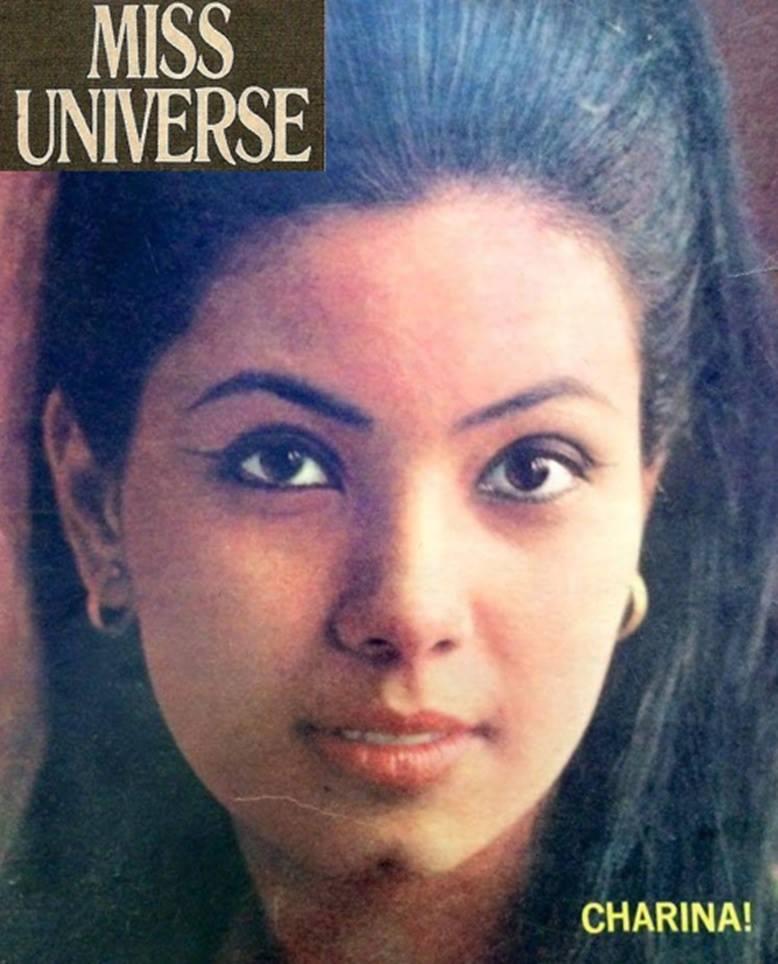 "Binibining Pilipinas Universe 1968: Rosario ""Charina"" Rosello Zaragoza 16797910"