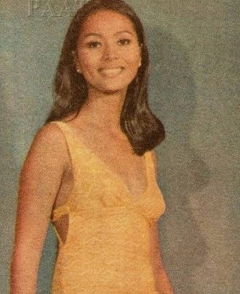 Bb Pilipinas Universe 1971: Vida Valentina Doria (MU 71' Photogenic) 16806712