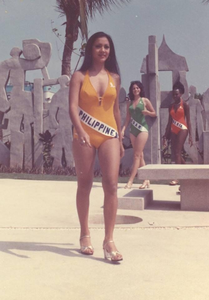 Bb Pilipinas Universe 1974: Guadalupe Sanchez (MU 74' Semifinalist) 16806716