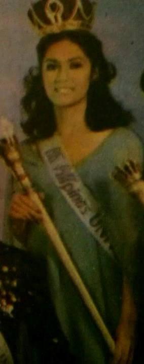 Bb Pilipinas Universe 1979: Criselda Cecilio   16806813
