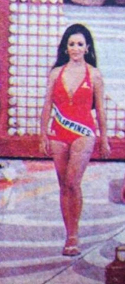 Bb Pilipinas Universe 1974: Guadalupe Sanchez (MU 74' Semifinalist) 16806915
