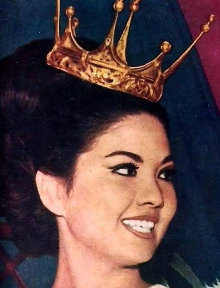 Binibining Pilipinas Universe 1966: Maria Clarinda Garces Soriano  (MU 66' Semifinalist) 16807010