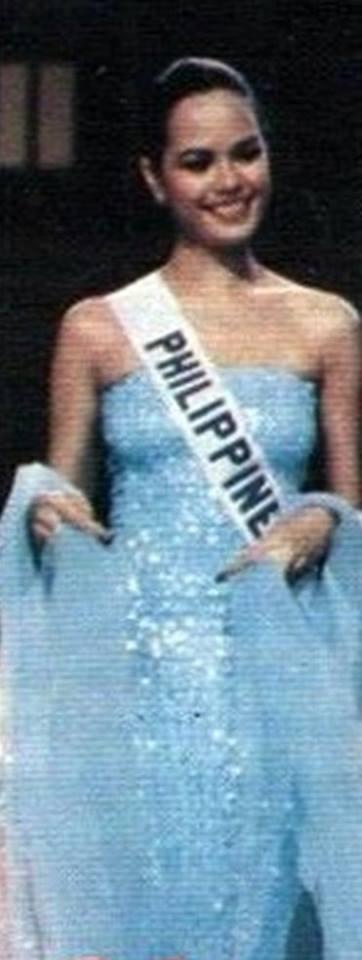 Bb Pilipinas Universe 1980: Maria Rosario Rivera Silayan (3rd Runner Up MU80) (†) 16807013