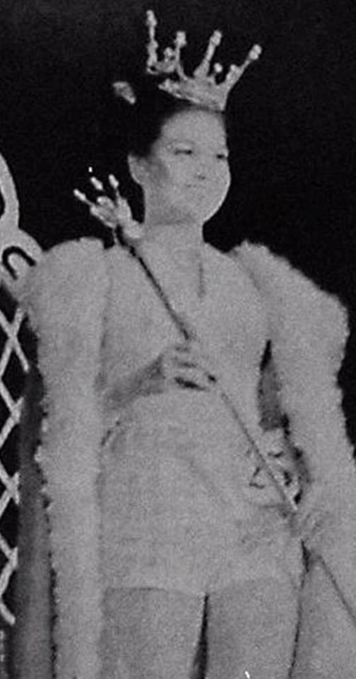 Binibining Pilipinas Universe 1966: Maria Clarinda Garces Soriano  (MU 66' Semifinalist) 16807211