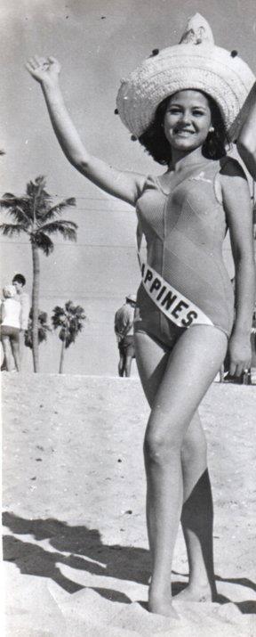Binibining Pilipinas Universe 1967:  Pilar Delilah Veloso Pilapil 16807212