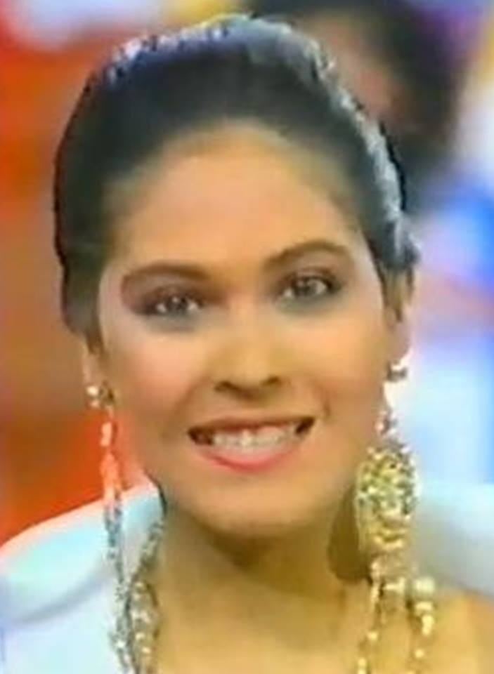 Bb Pilipinas  Universe 1985: Joyce Fellosas Burton  16807213