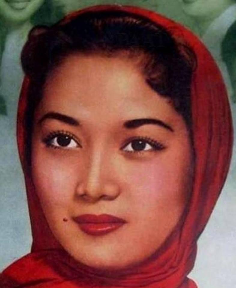 Miss Philippines Universe 1956: Isabel Escobar Rodriguez 16807312