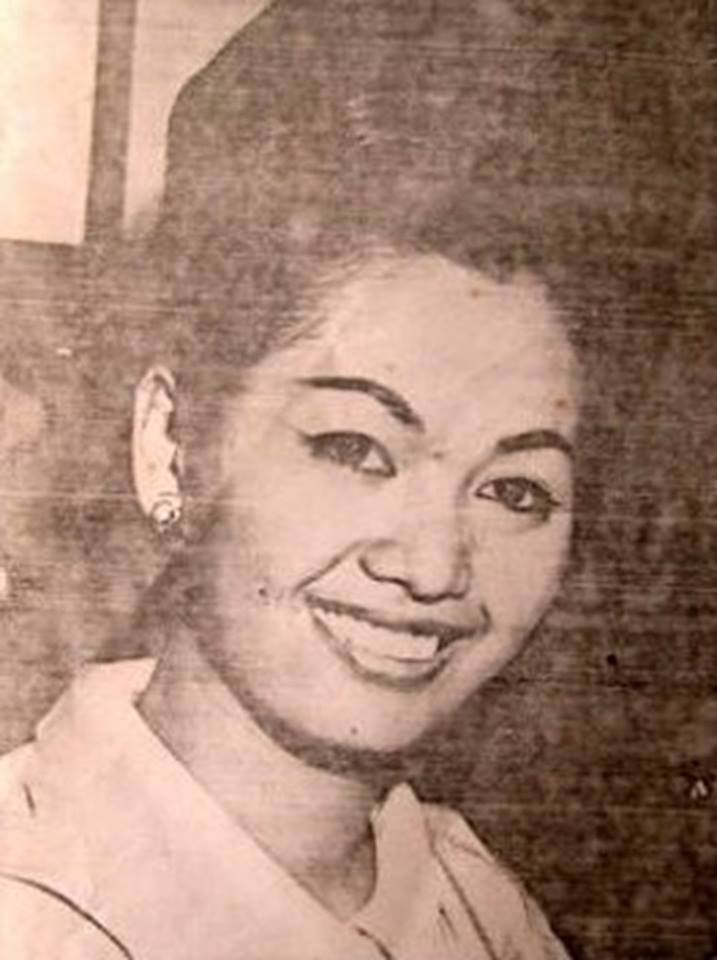 Binibining Pilipinas Universe 1964: Maria Myrna Sese Panlilio 16807613