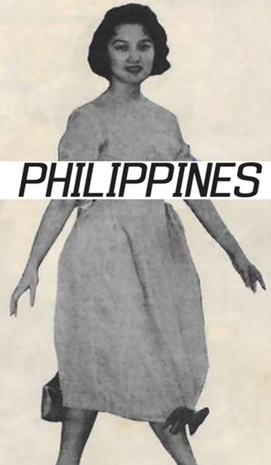 Miss Philippines Universe 1956: Isabel Escobar Rodriguez 16830610