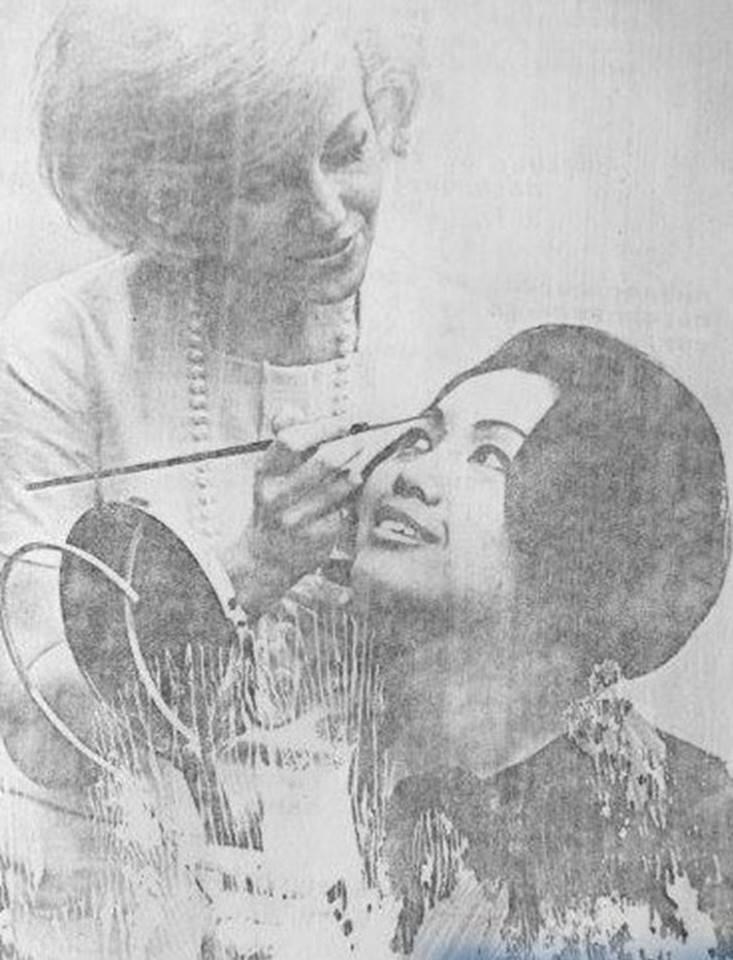 Binibining Pilipinas Universe 1964: Maria Myrna Sese Panlilio 16830611