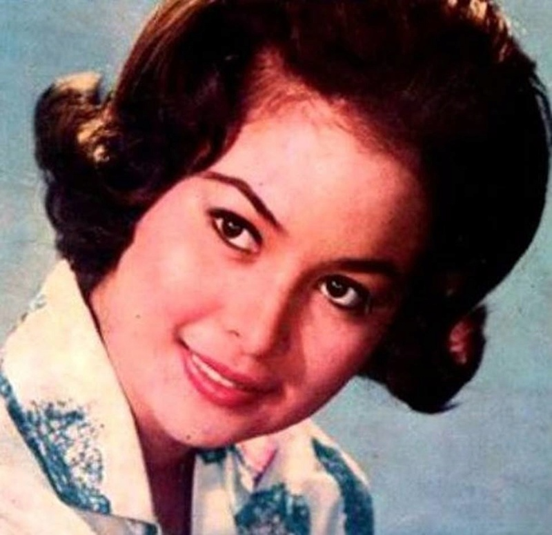Miss Philippines Universe 1962: Josephine Brown Estrada 16830713