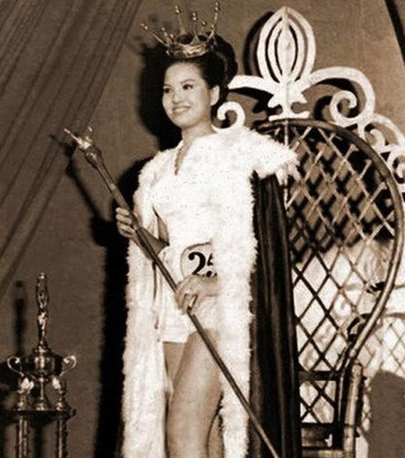 Binibining Pilipinas Universe 1966: Maria Clarinda Garces Soriano  (MU 66' Semifinalist) 16830915
