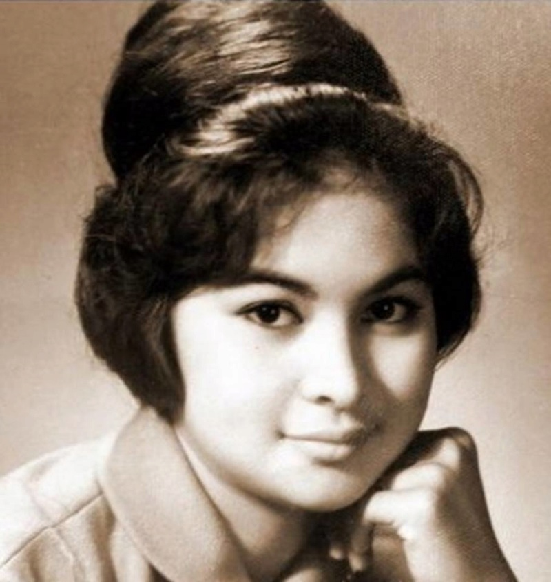 Miss Philippines Universe 1962: Josephine Brown Estrada 16831012