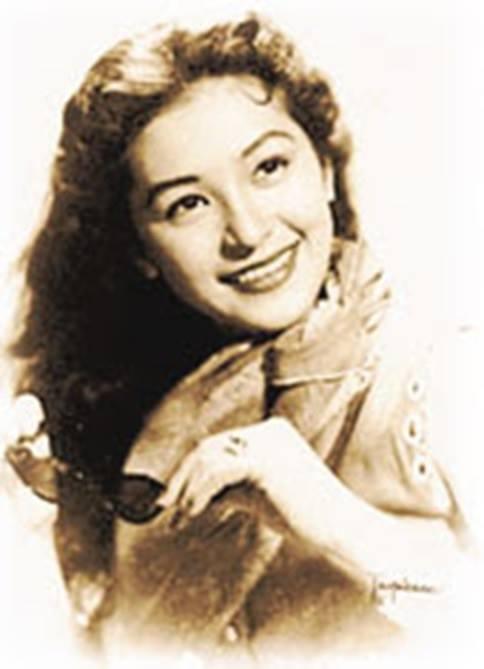 Miss Philippines Universe 1952: Teresita Torralba Sánchez 16831110