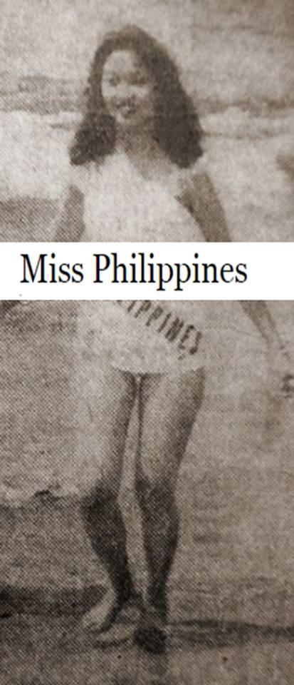Miss Philippines Universe 1956: Isabel Escobar Rodriguez 16831112