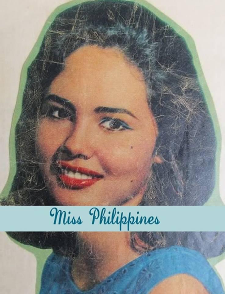 Miss Philippines Universe 1963: Lalaine Betia Bennett (MU 63' 3rd runner up) 16831910