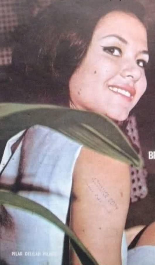 Binibining Pilipinas Universe 1967:  Pilar Delilah Veloso Pilapil 16831911